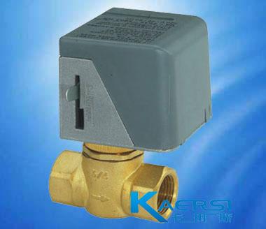 4,选择普通型驱动头,一个温控器只能配一个电动阀,否则造成的一切