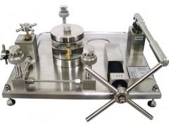 全不钢台式液压压力源厂价热销,液压泵的工作压力解决方案