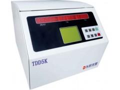 台式大容量离心机   TDD5K