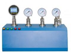 电动液压校验台产品说明书,电动液压校验台工作原理