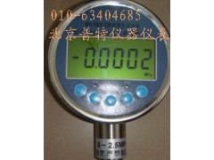 YS-100全不銹鋼0.25級數字精密壓力表