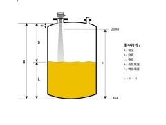 替代磁翻盘液位计的超声波液位计抗腐蚀耐酸碱的液位计
