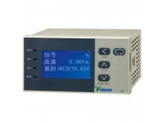 AI-808H型流量积算仪,温压补偿流量积算仪,高精度流量表