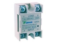 SSR40固态继电器,固态继电器,厦门宇电