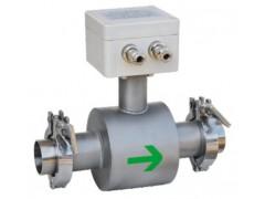 卫生型电磁流量计,牛奶流量计,电磁流量计厂家
