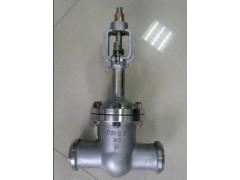 DZ41W-16P,低温焊接闸阀,焊接闸阀