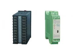厦门宇电,AI-7021D5型双路温度变送器,信号隔离器