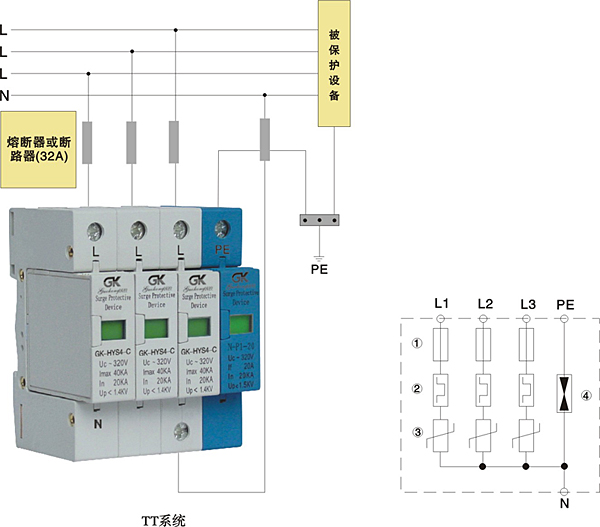 Reliable Type C Protectors R3B1E Black Reltec 5 pin