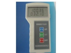 DYM3-02数字大气压力表,气象监测专业大气压力表