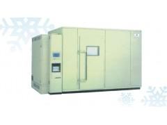上海dafabet步入式低温恒温恒湿室JW-GDW-12