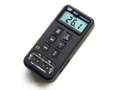 TES-1303温度表,双通道热电偶温度表