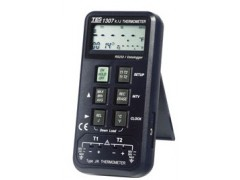 TES-1307记忆式温度表,南京记忆式温度表