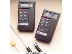 TES-1320多点温度计,J经济型多点温度计
