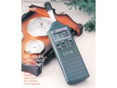 TES-1360A温湿度计,手持式温湿度计