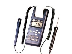 TES-1362温湿度计,带打印式温湿度计