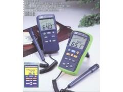 TES-1364温湿度计,外置探头温湿度计