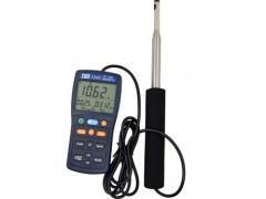 TES-1340热线式风速计,手持式管道风速计