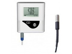 外置探头温湿度记录仪MH-TH11,外置探头温湿度记录仪厂家