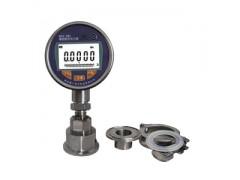 RJ-301隔膜数字压力表,卡箍式数字压力表