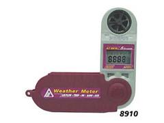 多功能风速计,海拔仪,大气压力风速计
