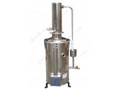 HSZ-5A断水自控不锈钢蒸馏水器