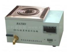 HH-S1数显单孔恒温水浴锅