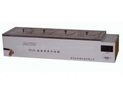 HH-S11.6单列六孔恒温水浴锅