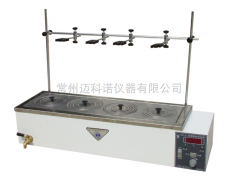 HH-S11.8单列八孔恒温水浴锅