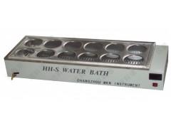 HH-S12双列十二孔恒温水浴锅