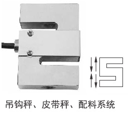 S型拉力传感器