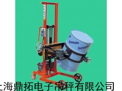 100kg油桶搬运车秤,电子油桶秤质量怎么样,可旋转倒桶秤