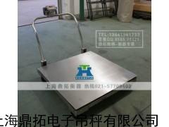 3吨地磅/移动式电子地上衡/3T手推式电子磅称