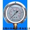 徑向帶邊充油壓力表型號規格