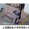 大连手动液压叉车带秤/1吨防爆电子叉车秤公司