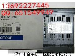 日本欧姆龙数字面板表K3HB-XVD-CPAC11