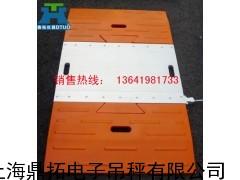高速专用轴重秤/100T便携式轴重仪(方便携带)