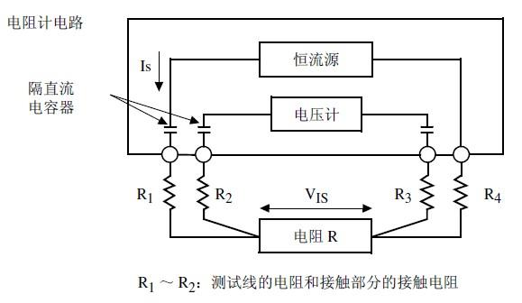 3561电池测试仪四端子测试法 日本日置hioki 3561电池测试仪采用交流