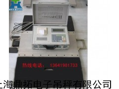 120T手提式电子秤多少钱/济南路政电子轴重仪价格