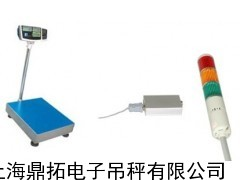 哈尔滨控制重量输出电子秤/100公斤带控制电子称