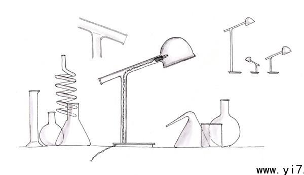 手绘化学小漫画