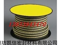 芳纶交织黑四氟盘根,芳纶交织黑四氟盘根规格价格