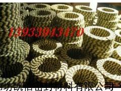 芳纶角线白四氟盘根图-芳纶盘根环图