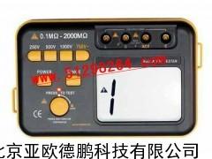 缘电阻测试仪/缘电阻测定仪/电阻检测仪