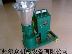 平磨颗粒饲料机,家用小型颗粒机,广东小型家用饲料颗粒机