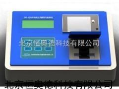 HAQ3 微电脑土壤(肥料)养分速测仪