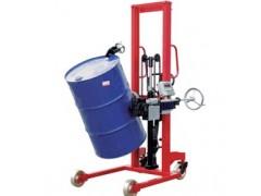 100KG坡度上搬运抱夹式油桶搬运秤,称圆桶的倒桶秤