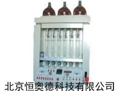 HZP-CXC-6 粗纤维测定仪