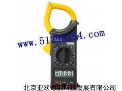DP266F交流电流数字钳形表/电流数字钳形表