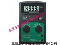 DP5201数字绝缘电阻测试仪/绝缘电阻测试仪