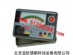 DP-4102电子式指针接地电阻测试仪/指针式接地电阻仪